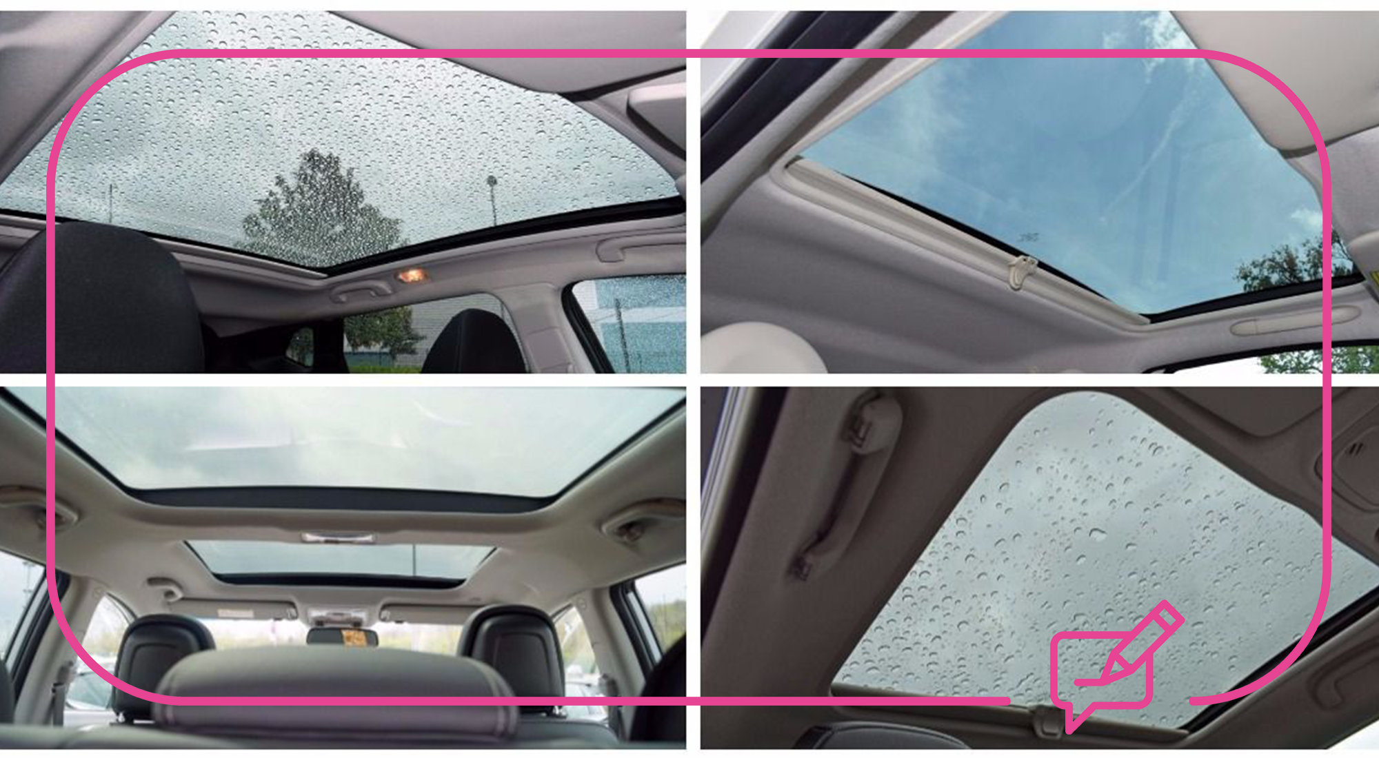Cars With Panoramic Sunroofs