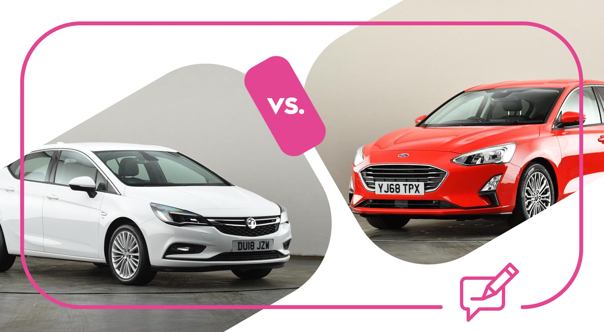 Vauxhall Astra Vs Ford Focus Which Is Right For You