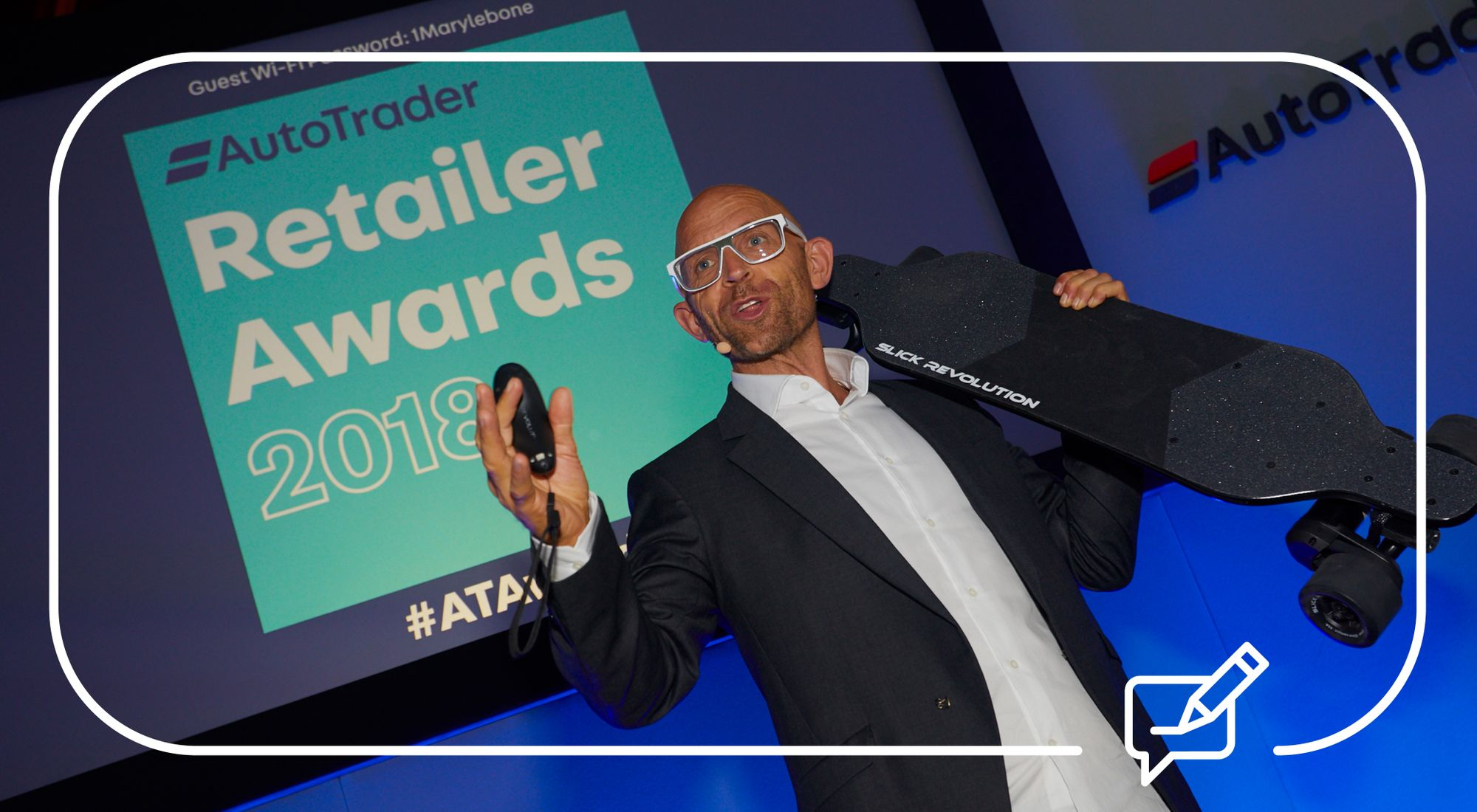 "CarShop scoops up ""Retailer of the Year"" at AutoTrader awards"