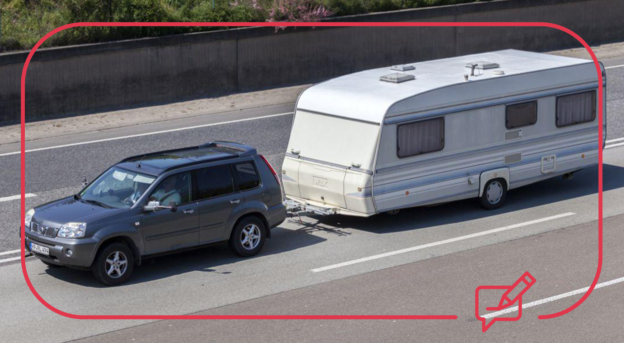 A Guide To Caravan Towing