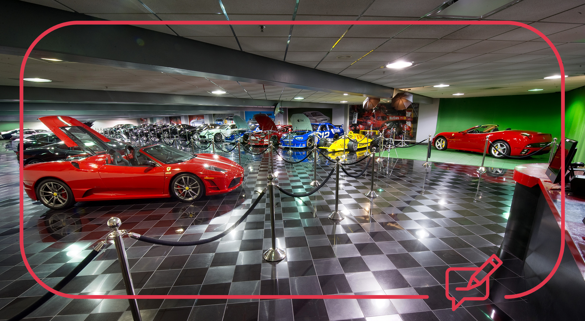 Best car showrooms in the world
