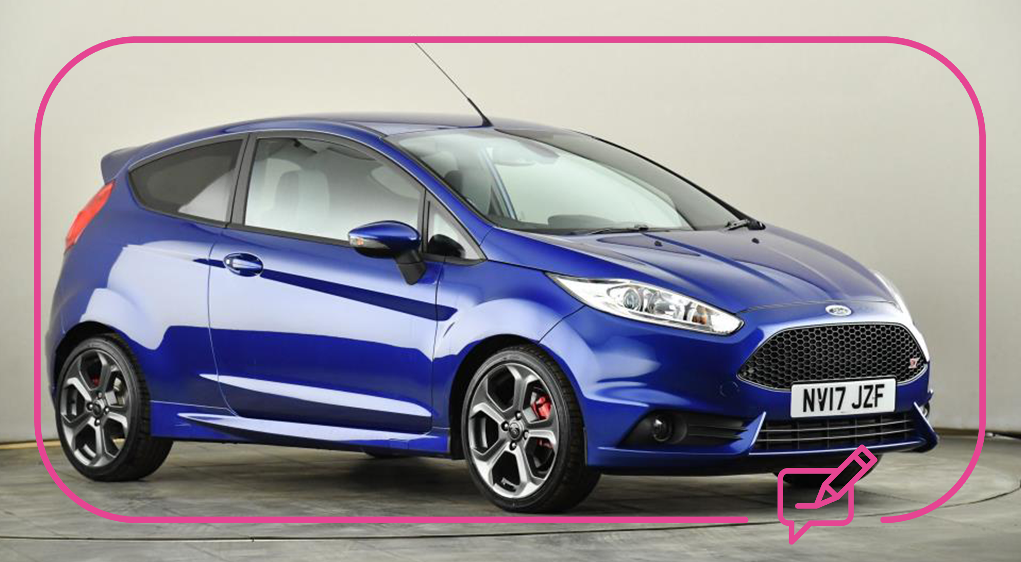 Ford Fiesta St St 2 And St 3 What S The Difference