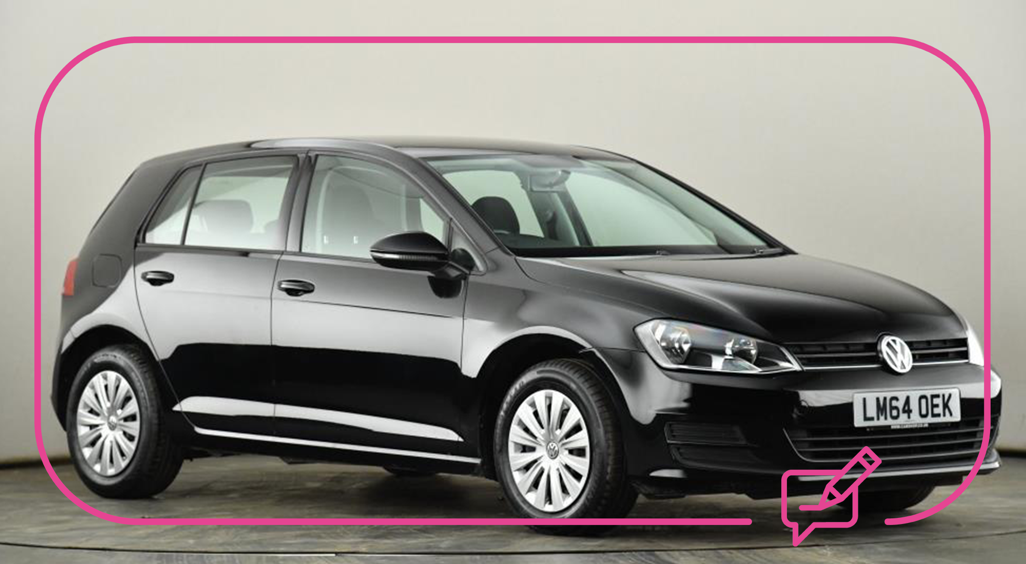 Volkswagen Golf Size And Dimensions Guide 2013 Onwards Mark 7