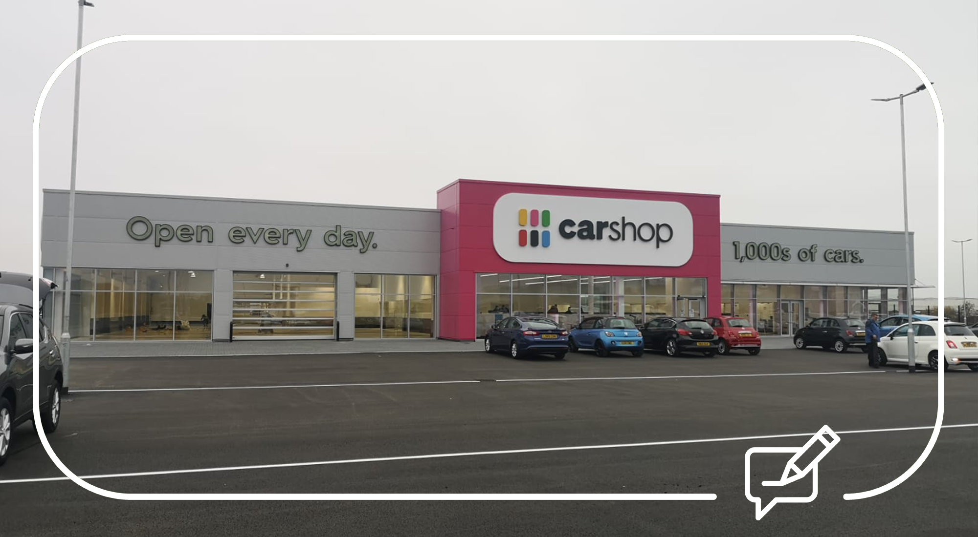 CarShop to open its doors in Bristol