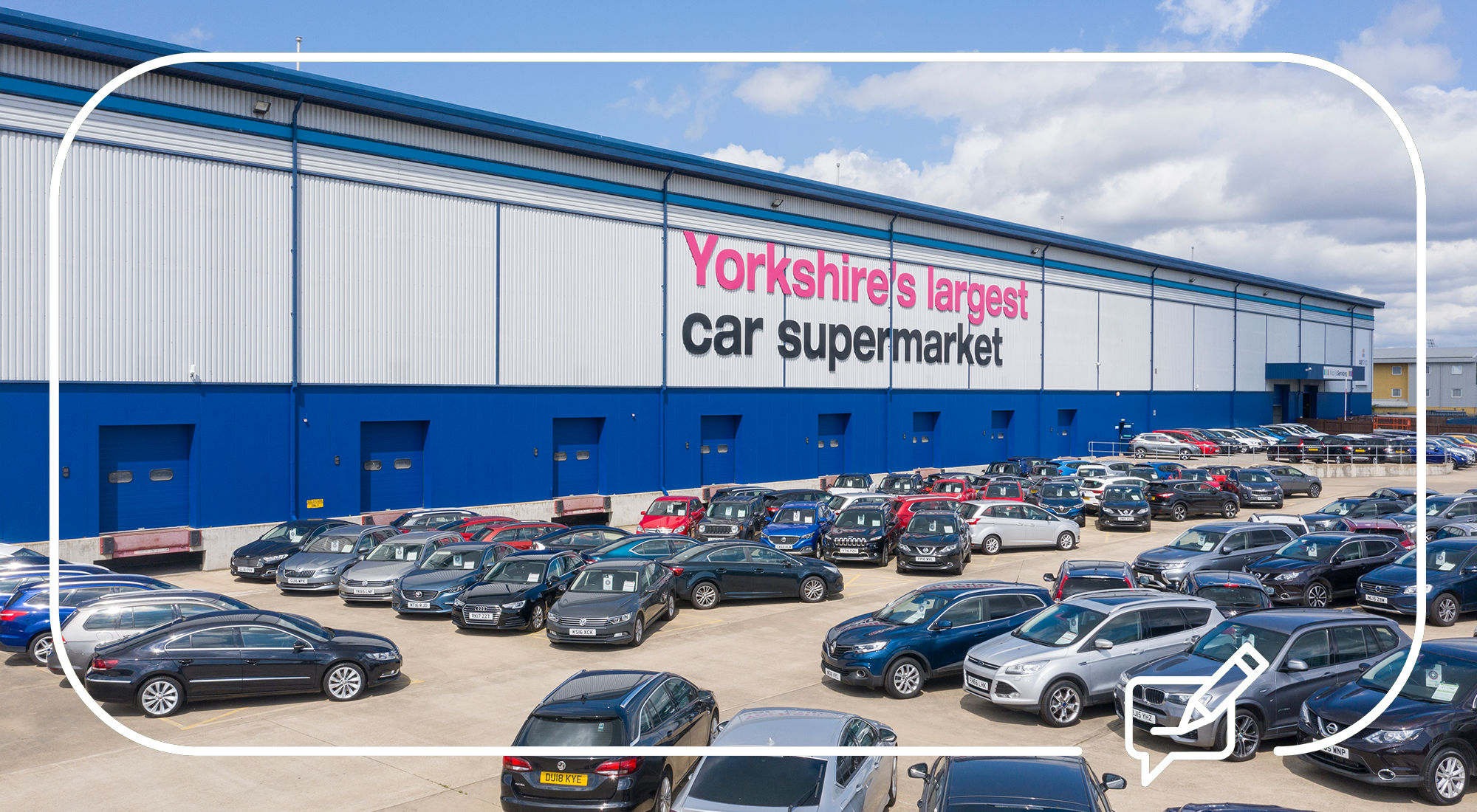 Local Doncaster car supermarket celebrates 10 years of service
